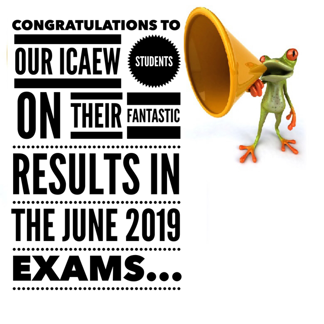 ICAEW results