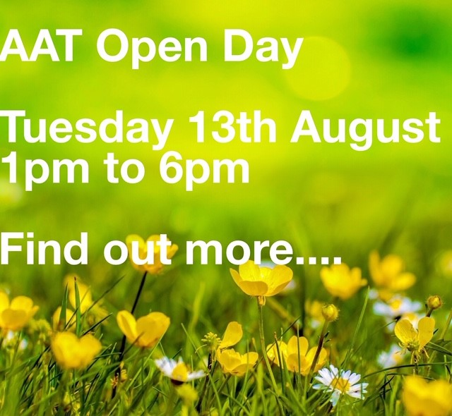 AAT open day