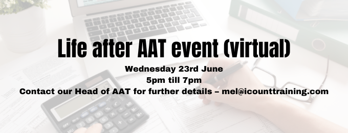 Life after AAT event
